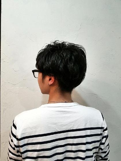 flor戸塚店所属・藤本正幸のスタイル