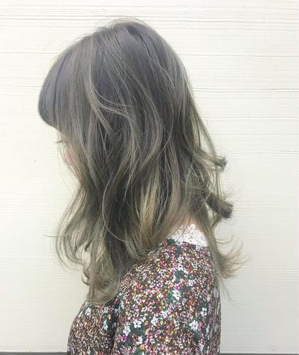 【新規】❤️人気No.1❤️カット&カラー
