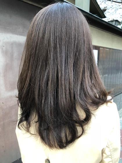 GRAND TRUTH  市川店所属の芝田 望優のヘアカタログ