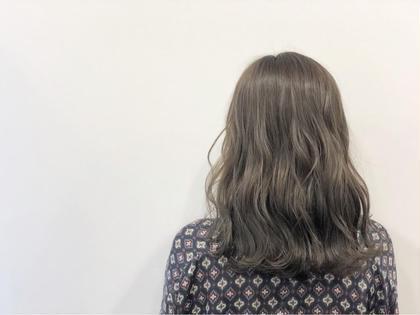 ●新規●【カラー】人気no.1メニュー✨throwカラーで透明感✨ご希望があれば前髪カットサービス✂︎