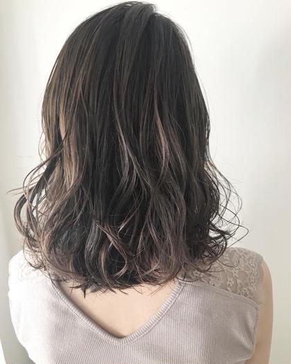 【2回目〜3回目】今大人気ケアブリーチ美髪カラー