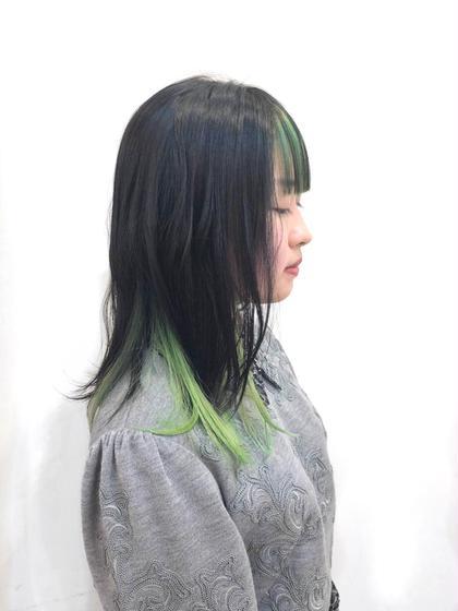 前髪カット【人気メニュープチイメチェン✨】
