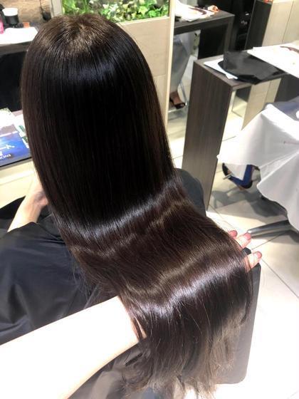 🌈1番人気🌈ロング料金無料❣️似合わせヘアカラー❣️ &✨髪質改善トリートメント✨