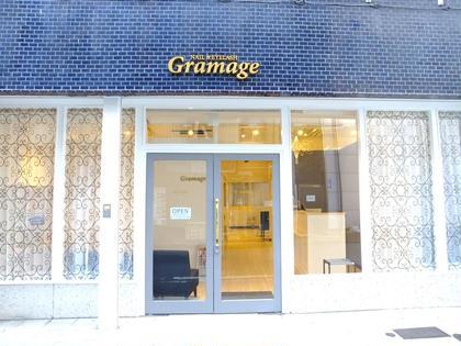 Gramage 店舗