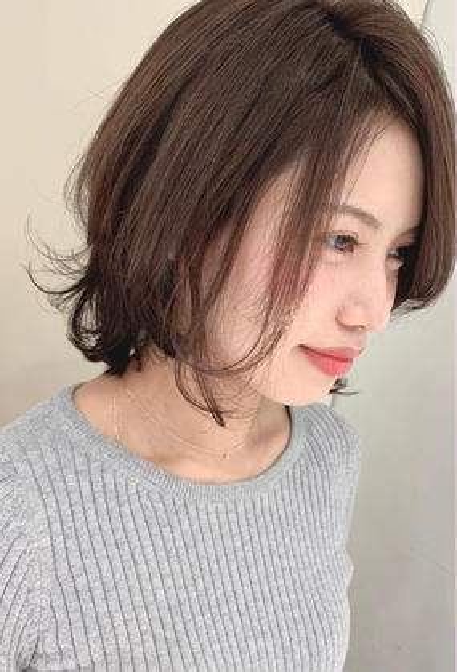 🌈❤️💜イルミナカラー➕髪質改善トリートメント➕バングカット➕ブロー料金込み❤️💜🌈