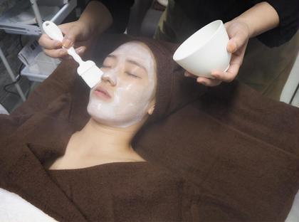 酵素洗顔で角質を柔らかくして汚れを除去! 8PIECEaperto所属・8PIECEYUKAのフォト