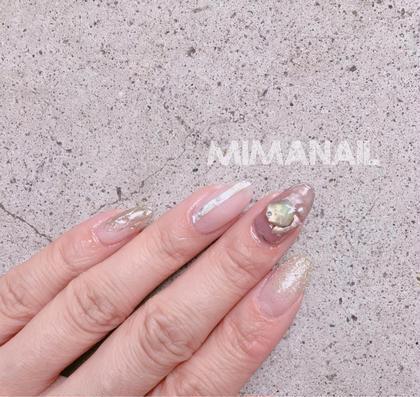 mimanail所属のmimanailのネイルデザイン