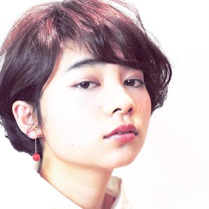 クセを活かして柔らかく、そしてまとまるボブヘアー☆ RENJISHI所属・池田涼平のスタイル