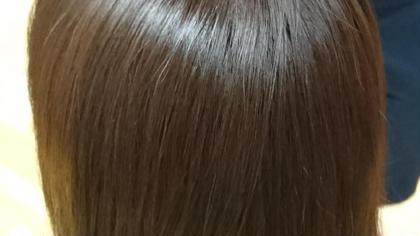 サプレッション縮毛矯正 & カット