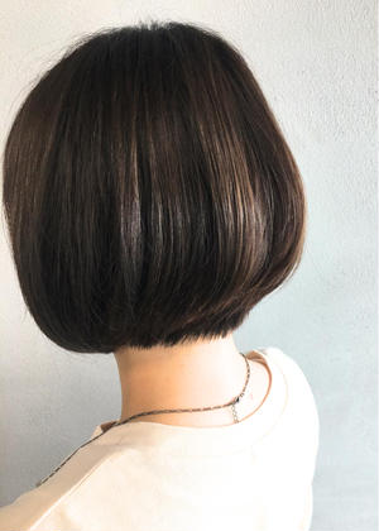 N/92co.似合わせカット+髪質改善ボリュームダウン