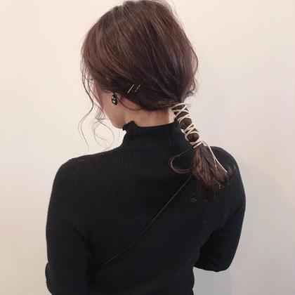 【平日限定】似合わせカット+カラー+トリートメント