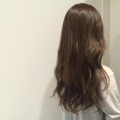 smokybeige.. allys hair所属・ozawakanaのスタイル