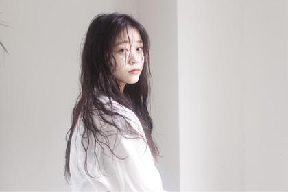 ❄️透明感、艶髪、韓国風❄️似合わせ小顔cut + オーガニックカラー + Reオリジナル色持ちトリートメント