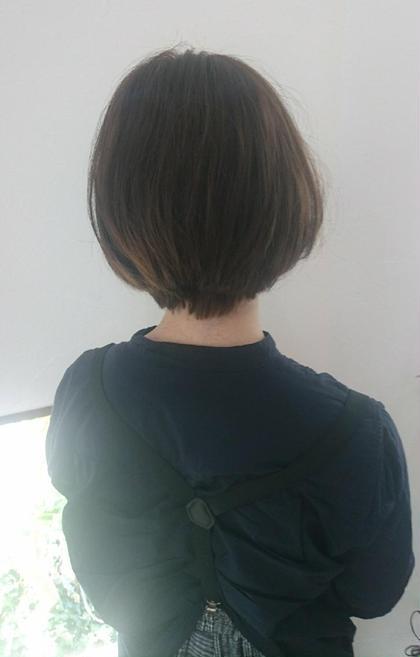 オートクチュール・ランコントレ所属のしおみよしえのヘアカタログ