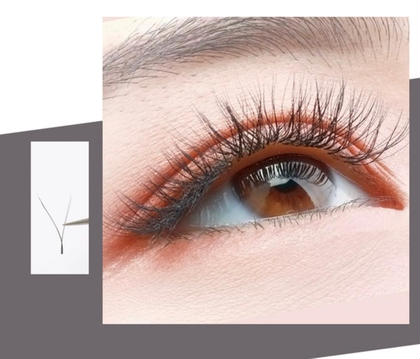 Aira eye&nail サロン所属のアイデザイナー受付のマツエクデザイン