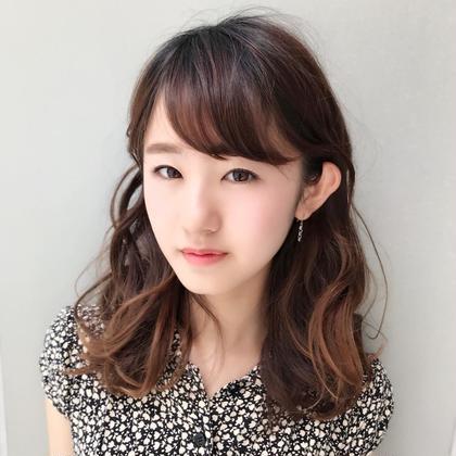 ZUA所属の佐野麿幹子のヘアカタログ