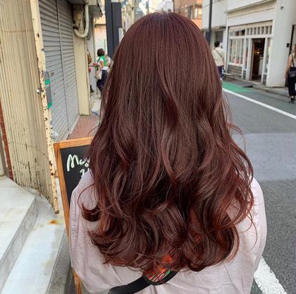 💞先着新規3名様限定💞 カラー+うる艶トリートメント〜《ワンカラー限定》
