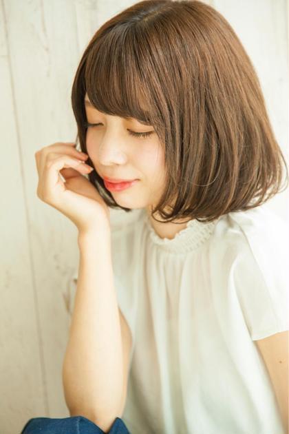 ポイント縮毛矯正【顔周りプラスは+¥1100〜】