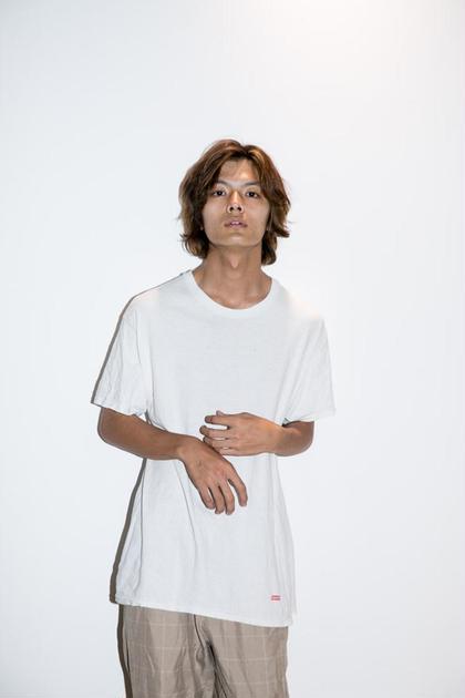 メンズパーマスタイル ディレクターコジマ ダイスケのメンズヘアスタイル・髪型
