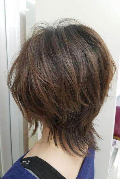 JAPAN hair新都心店所属・仲田桃子のスタイル