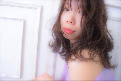 弱酸性パーマ【髪質改善ケア】付き❤️