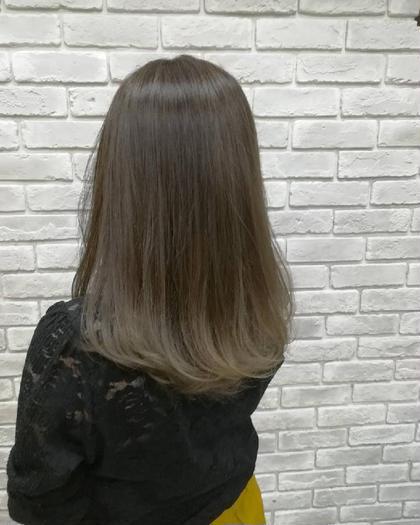 🌈ご新規様限定🌈前髪カット無料➕イルミナカラー➕1stepトリートメント