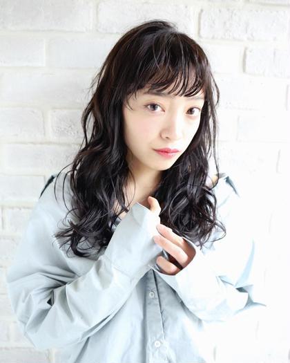【⭐️秋イチオシ⭐️】✨トップスタイリストカット+低温やわふわパーマ+潤いトリートメント✨