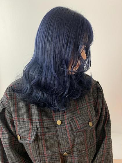 ZEST/PARK所属の斎藤優梨菜のヘアカタログ