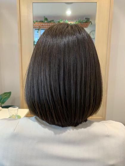 【3月中】イルミナカラー+髪質改善トリートメント
