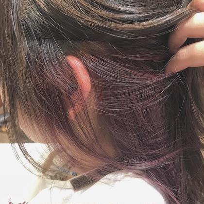 ❤️自然な仕上がり🧚🏻♀️縮毛矯正+Aujuaトリートメント❤️
