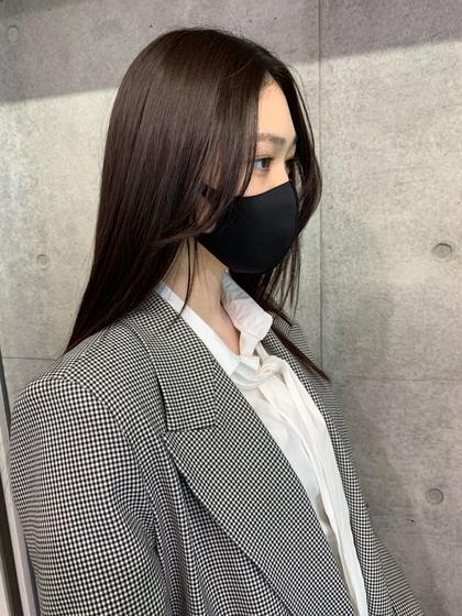 カット➕髪質改善トリートメント(酸熱トリートメント)➕4stepトリートメント✨