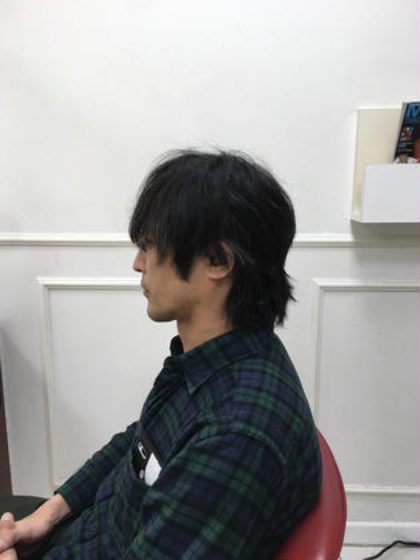 Before 美容室BASSA 上石神井店所属・林知夏のスタイル