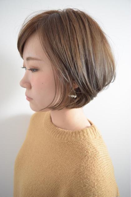艶光色イルミナカラー(スタイリング料金別)