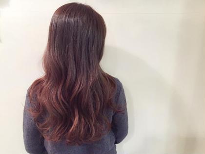✳︎コーラルピンク✳︎ hair&make Soins所属・Ayaka(アヤカ)のフォト