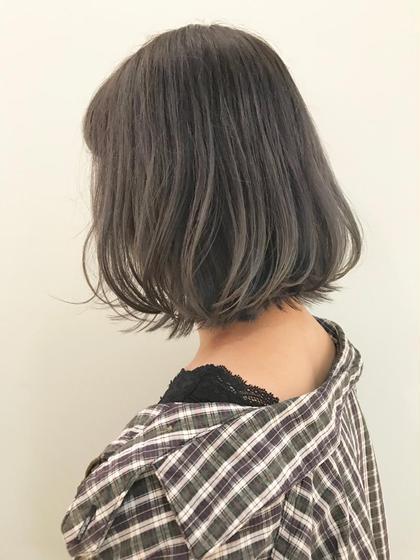 hairmakeO/s所属・佐藤魁人のスタイル