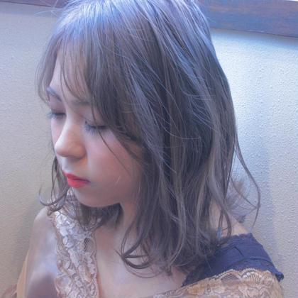 ☺︎前髪カット