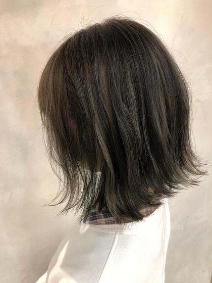 EARTH/A 東久留米店所属の永井克弥のヘアカタログ