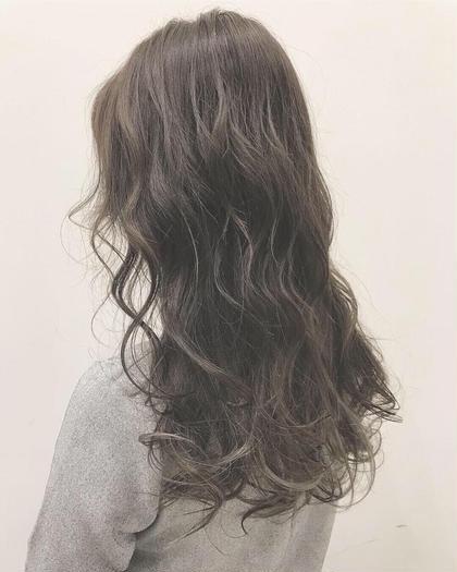 HAIR&MAKEEARTH都城川東店所属・高山晃拓のスタイル