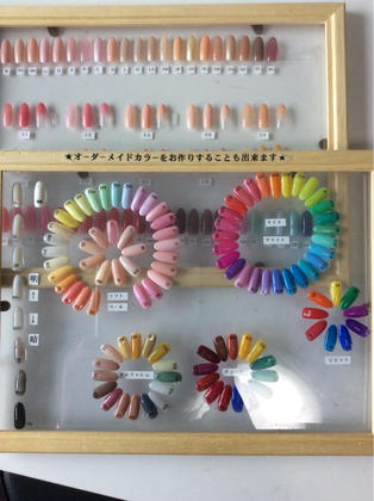 お好きなカラーをお選びいただけます✨ ネイルビューティ ボワール所属・ネイルビューティボワール新浦安のフォト