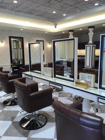 LOUVRE      Total Beauty Salon所属・LOUVRE学園前のスタイル