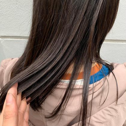 【限定】ケア縮毛矯正➕カット➕髪質で選べるケアトリートメント