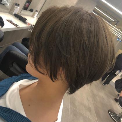 ⭐️カット+オリジナルクイックトリートメント+炭酸泉Spa+コテ巻きヘアアレンジ⭐️