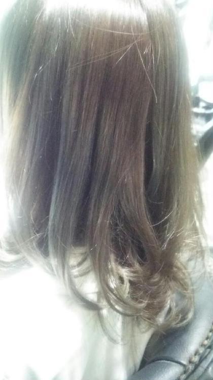 イルミナカラー BAPOShair-salon所属・金子良子のスタイル