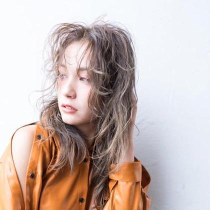 【❤️ベージュ系が可愛い❤️】⭐️エリア最安⭐️☆ 高級イルミナカラー+シルクトリートメント¥11400→¥5500