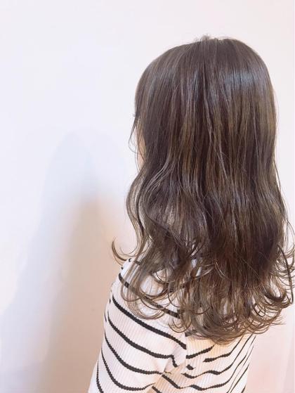 🧡【 7月限定】カット&透明感カラー       (N.スタイリング剤ミニサイズプレゼント)