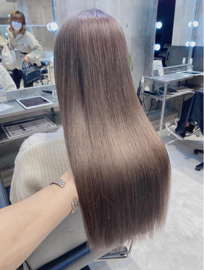 🌹istトリートメント🌹                   髪の持続型体幹ケアトリートメント
