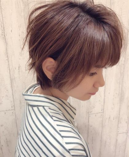 hair &makeEARTH所属・山畠一真のスタイル