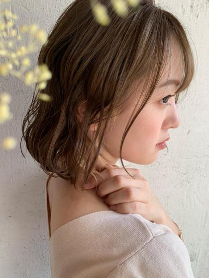 🎀ご新規限定🎀イルミナカラー+艶髪スチームトリートメント¥4,500🧸🌈EIGHT3周年記念特別価格🌈