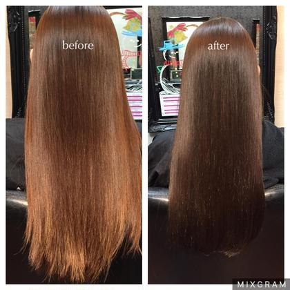 退色してしまったブラウンの髪を全体的にトーンは落とさず流行りのアッシュグレーにしました〜✨ 最近入荷した美容液シャンプーエメソープも使ってカラーしてもツヤツヤに!! HAYATO TOKYO所属・SekigchiYudaiのスタイル