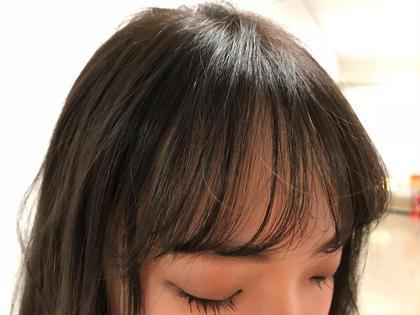 前髪カット💇♀️